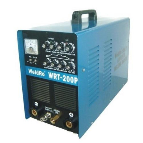 WeldRo WRT-200p Pulse DC TIG/MMA Inverter Welding Machine