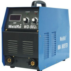 WeldRo WD-502i DC MMA Inverter Welding Machine