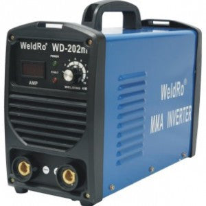 WeldRo WD-202m DC MMA Inverter Welding Machine