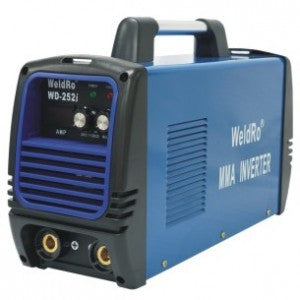 WeldRo WD-252i DC MMA Inverter Welding Machine