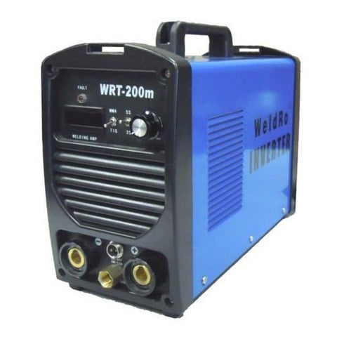 WeldRo WRT-200m DC TIG/MMA Inverter Welding Machine