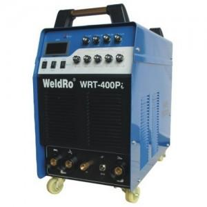 WeldRo WRT-400Pi Pulse DC TIG/MMA Inverter Welding Machine