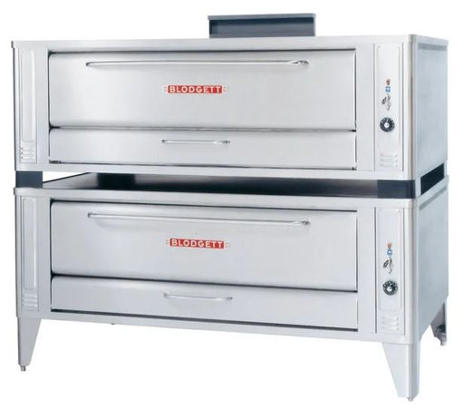"Blodgett 1060 Natural Gas 60"" Deck Pizza Oven - Single & Double Deck"
