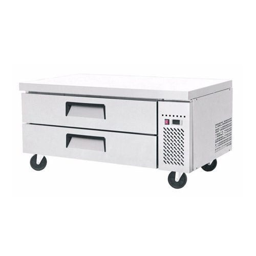 "Canco CB-52 Refrigerated 52"" Chef Base"