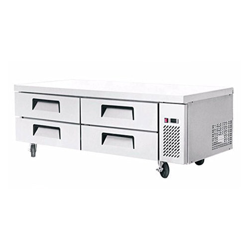 "Canco CB-84 Refrigerated 84"" Chef Base"