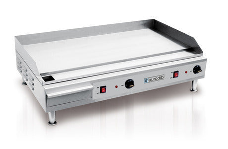 "Eurodib SFE04910 Electric 36"" Griddle - 220V"