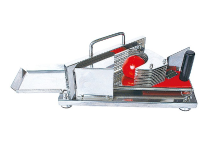 Omega HT-4 Manual Compact 4mm Tomato Slicer