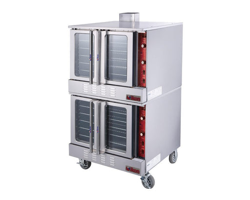 Ikon Double Electric Convection Oven IECO-2 (Including stacking kit)