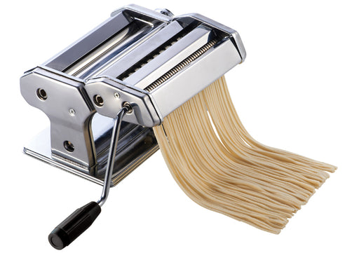 Winco Pasta Maker with Detachable Cutter