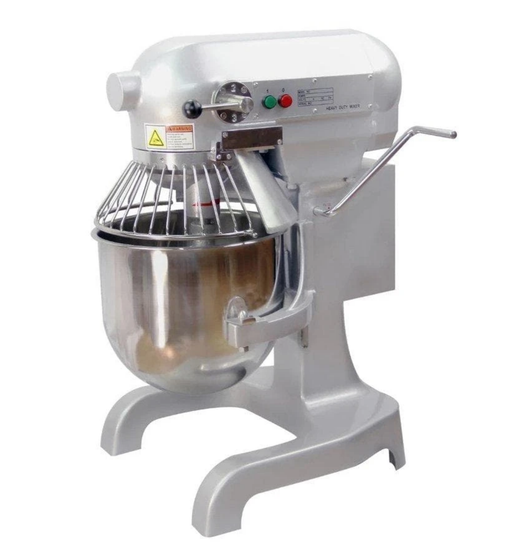 Canco HLM-10A Commercial Planetary Stand Mixer - 10 Qt Capacity, 110V-Single Phase