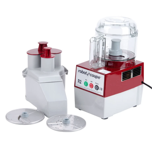 Robot Coupe R2N CLR Food Processor - 3 Qt Capacity