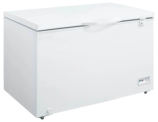 "Coolasonic SCF445 Solid Door 61"" Storage Chest Freezer"