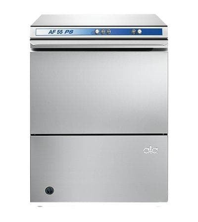 ATA AF55PS High-Temp Under Counter Front Loading Dishwasher - Omni Food Equipment