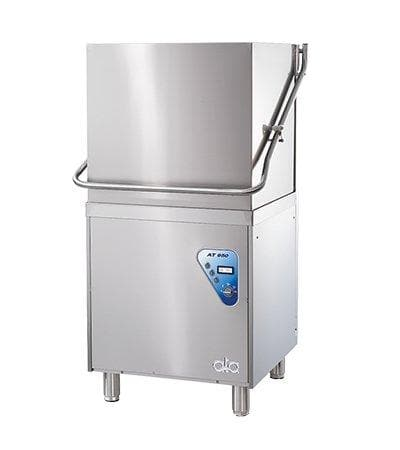 ATA AT950 High-Temp Hood Type Pass Through Dishwasher - Omni Food Equipment