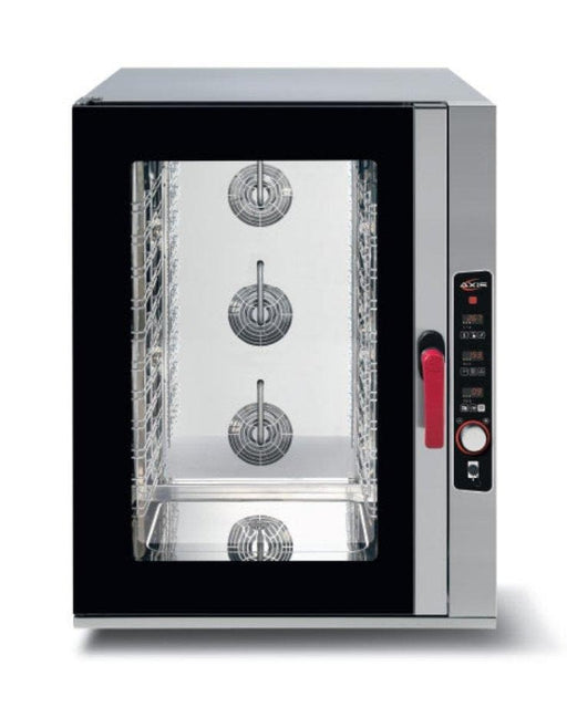 Axis AX-CL10D Combi Oven - Digital Controls, Fits 10 Full Size Sheet Pans - Omni Food Equipment