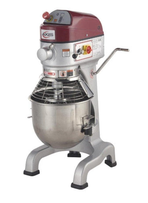 Axis AX-M20 Commercial Planetary Stand Mixer - 20 Qt Capacity, 110V-Single Phase - Omni Food Equipment