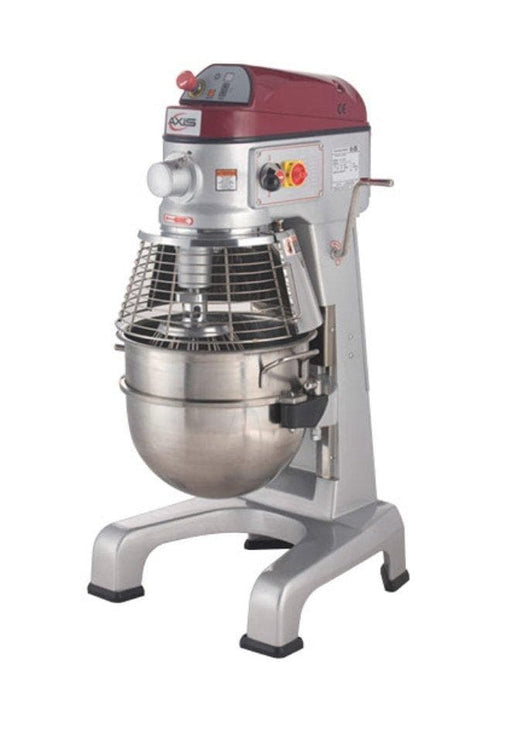 Axis AX-M30 Commercial Planetary Stand Mixer - 30 Qt Capacity, 110V-Single Phase - Omni Food Equipment