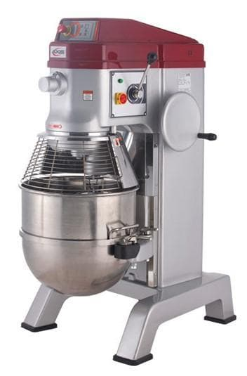 Axis AX-M60 Commercial Planetary Stand Mixer - 60 Qt Capacity, 220V-Single Phase - Omni Food Equipment