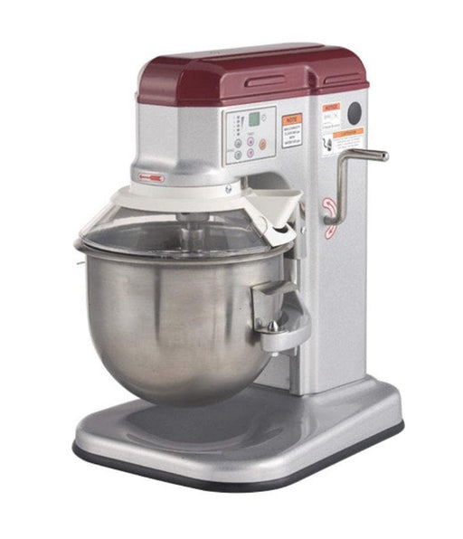 Axis AX-M7 Commercial Planetary Stand Mixer - 7 Qt Capacity, 110V-Single Phase - Omni Food Equipment