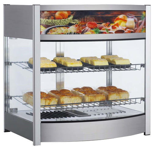 "Canco RTR-107L Glass Display 26"" Food Warmer - Omni Food Equipment"