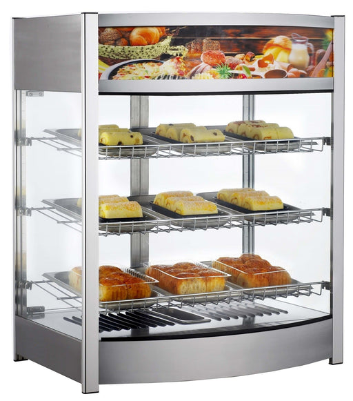 "Canco RTR-137L Glass Display 26"" Food Warmer - Omni Food Equipment"