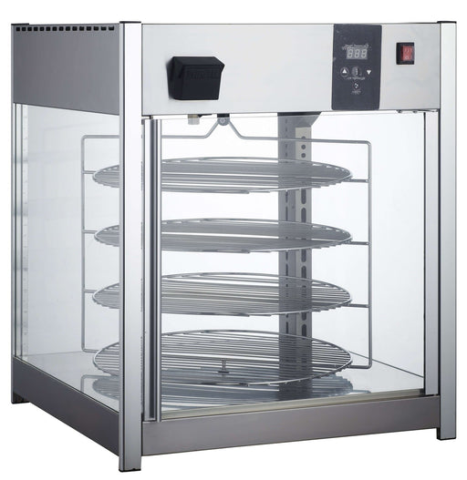 Canco RTR-158L Deluxe Glass Display Pizza/Food Warmer - Omni Food Equipment