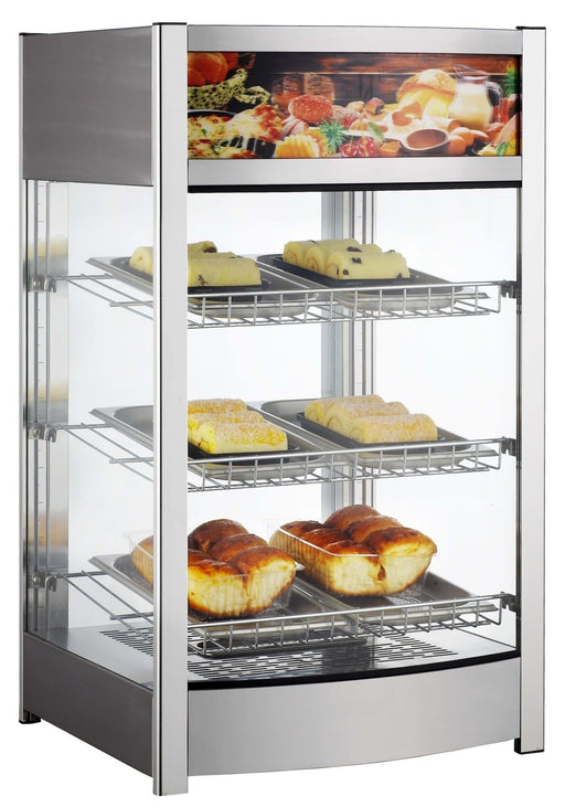 "Canco RTR-97L Glass Display 21"" Food Warmer - Omni Food Equipment"