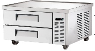 "Canco CB-48 Refrigerated 48"" Chef Base"
