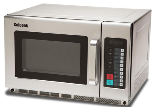 Celcook CEL1100HT20 Commercial Touchpad Microwave with Filter - 1100W - Omni Food Equipment