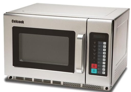 Celcook CEL2100HT Commercial Touchpad Microwave with Filter - 2100W - Omni Food Equipment