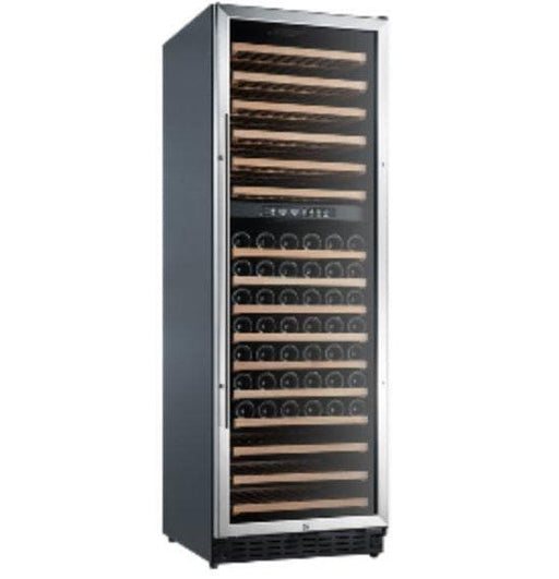 Coolasonic JC430 Single Swing Glass Door Commercial Upright Wine Cooler - Omni Food Equipment