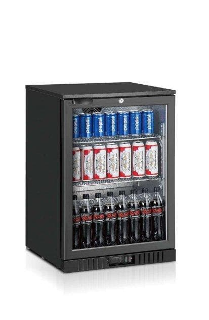 Coolasonic LG138H Single Door Back Bar Cooler - Omni Food Equipment