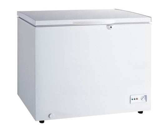 "Coolasonic SCF282 Solid Door 44"" Storage Chest Freezer - Omni Food Equipment"
