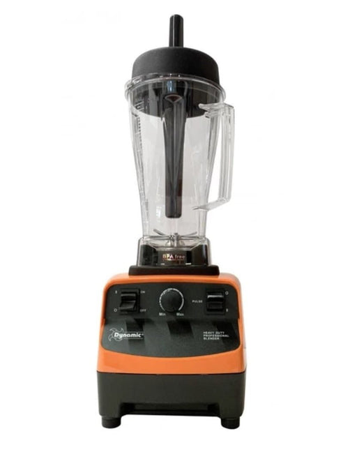 Dynamic TM-767 Commercial Blender with Manual Controls - 68 Oz/2L Capacity, 3 HP - Omni Food Equipment