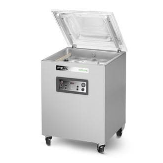 Eurodib Atmovac CYCLONE201D Chamber Vacuum Sealing/Packaging Machine - Omni Food Equipment