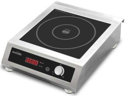 Eurodib SWI3500 Super Wide Commercial Electric Induction Cooker - 240V - Omni Food Equipment
