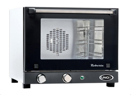 Eurodib Unox XAF003 Roberta Electric Counter Top Convection Oven - 120V, Fits 3 1/4 Size Sheet Pans - Omni Food Equipment