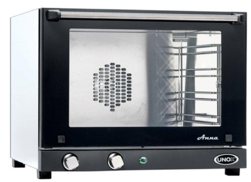 Eurodib Unox XAF023 Anna Electric Counter Top Convection Oven - 208-240V, Fits 4 1/2 Size Sheet Pans - Omni Food Equipment