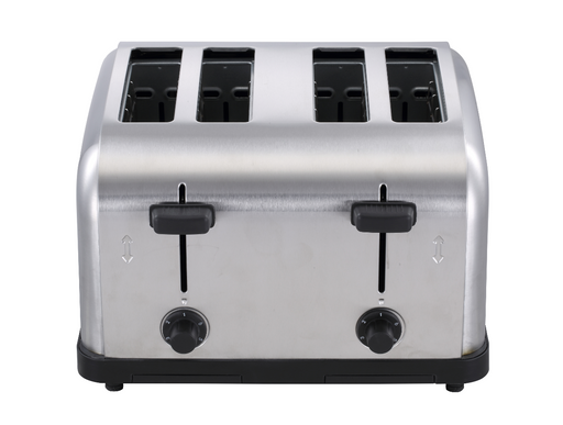 Omega FT-03 4 Slot Pop-up Toaster