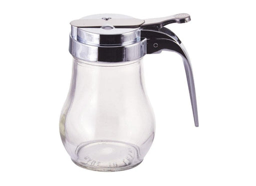 Glass Syrup Dispenser - Various Sizes - Omni Food Equipment
