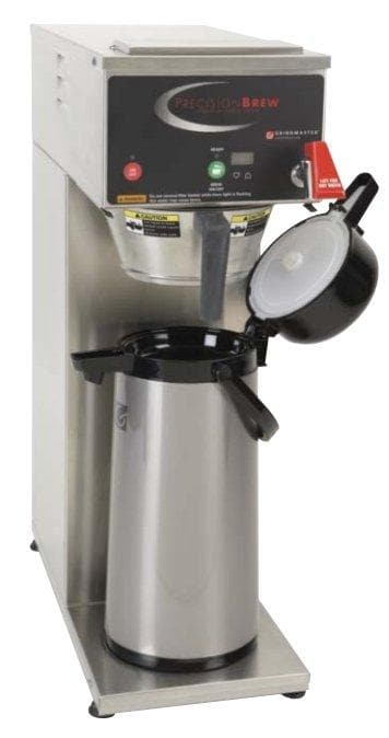 Grindmaster B-SAP Precision Brew Digital Coffee Brewer for Air Pot - Omni Food Equipment