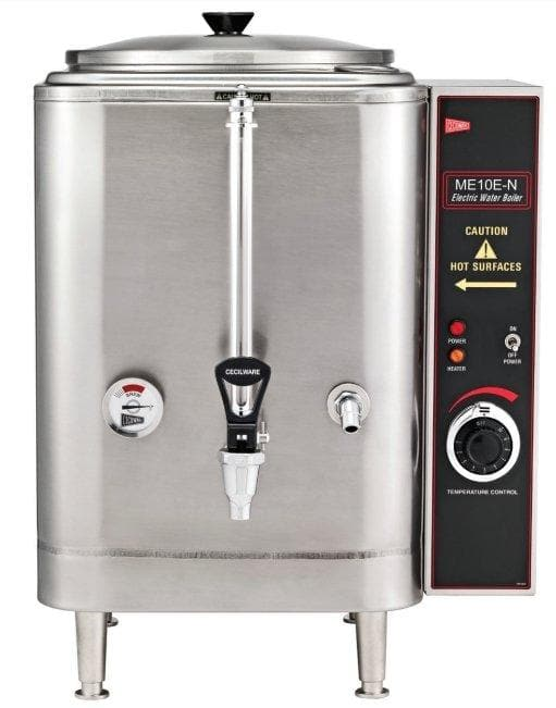 Grindmaster ME10EN Hot Water Dispenser - 10 Gallon Capacity - Omni Food Equipment