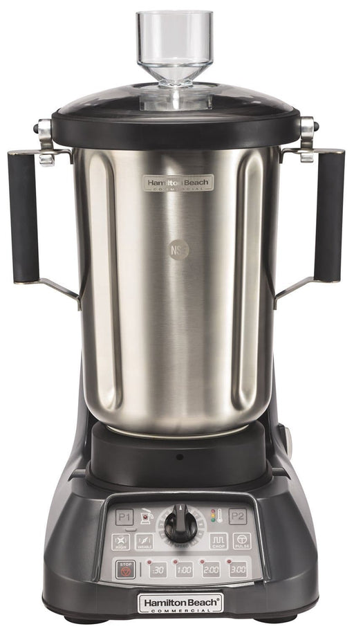 Hamilton Beach HBF1100 Expeditor Culinary Blender/Food Processor - 4L, 3.5 HP - Omni Food Equipment