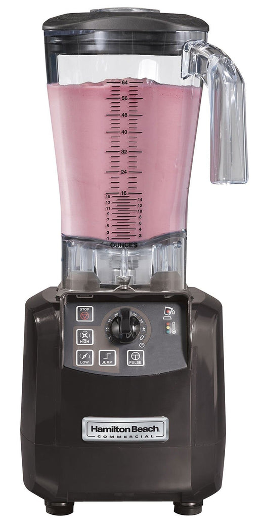 Hamilton Beach HBH650 The Tempest Commercial Blender with Touch Pad Controls - 64 Oz/1.8L, 3 HP - Omni Food Equipment