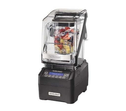 Hamilton Beach HBH755 The Eclipse Commercial Blender with Programmable Controls & Sound Enclosure– 64 Oz/2L Capacity, 3 HP - Omni Food Equipment