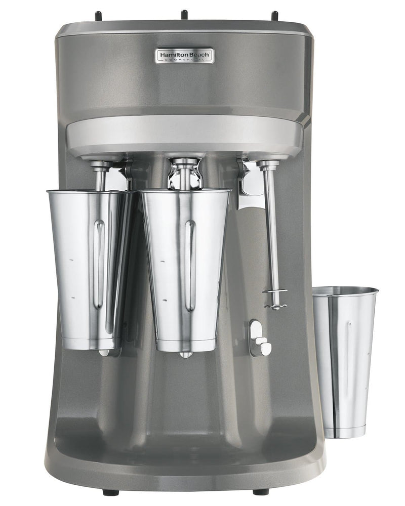 Hamilton Beach HMD400 Series Triple-Spindle Drink Mixer - Omni Food Equipment