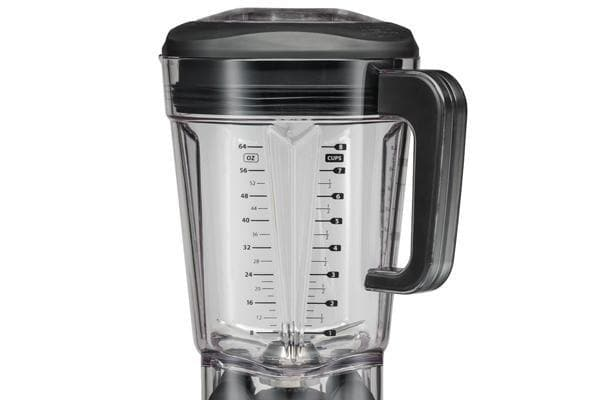 Hamilton Beach/Proctor Silex Model 55000 Commercial Blender with Manual & Touchpad Controls - 64 Oz/1.8L, 2.4 HP - Omni Food Equipment