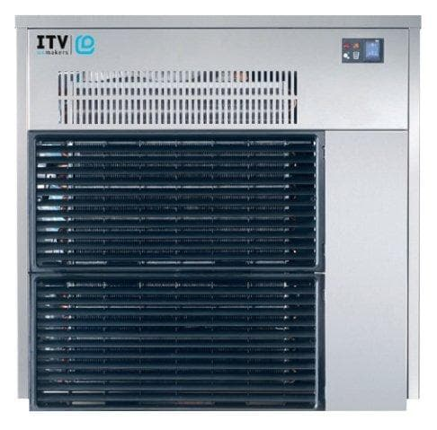 ITV IQ 1300 Modular Ice Machine, Flake Ice - 1430LBS/24HRS (BIN SOLD SEPARATELY) - Omni Food Equipment
