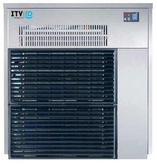 ITV IQ 900 Modular Ice Machine, Granular Ice - 980LBS/24HRS (BIN SOLD SEPARATELY) - Omni Food Equipment