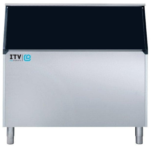ITV S-1050 Ice Storage Bin for Modular Ice Machines - 1048LBS Maximum Ice Capacity - Omni Food Equipment